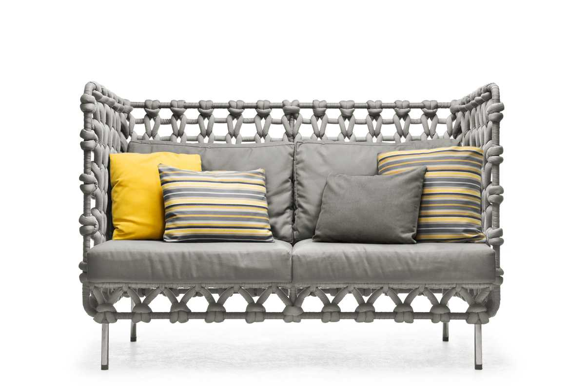 cabaret  loveseat high back - loveseat high back