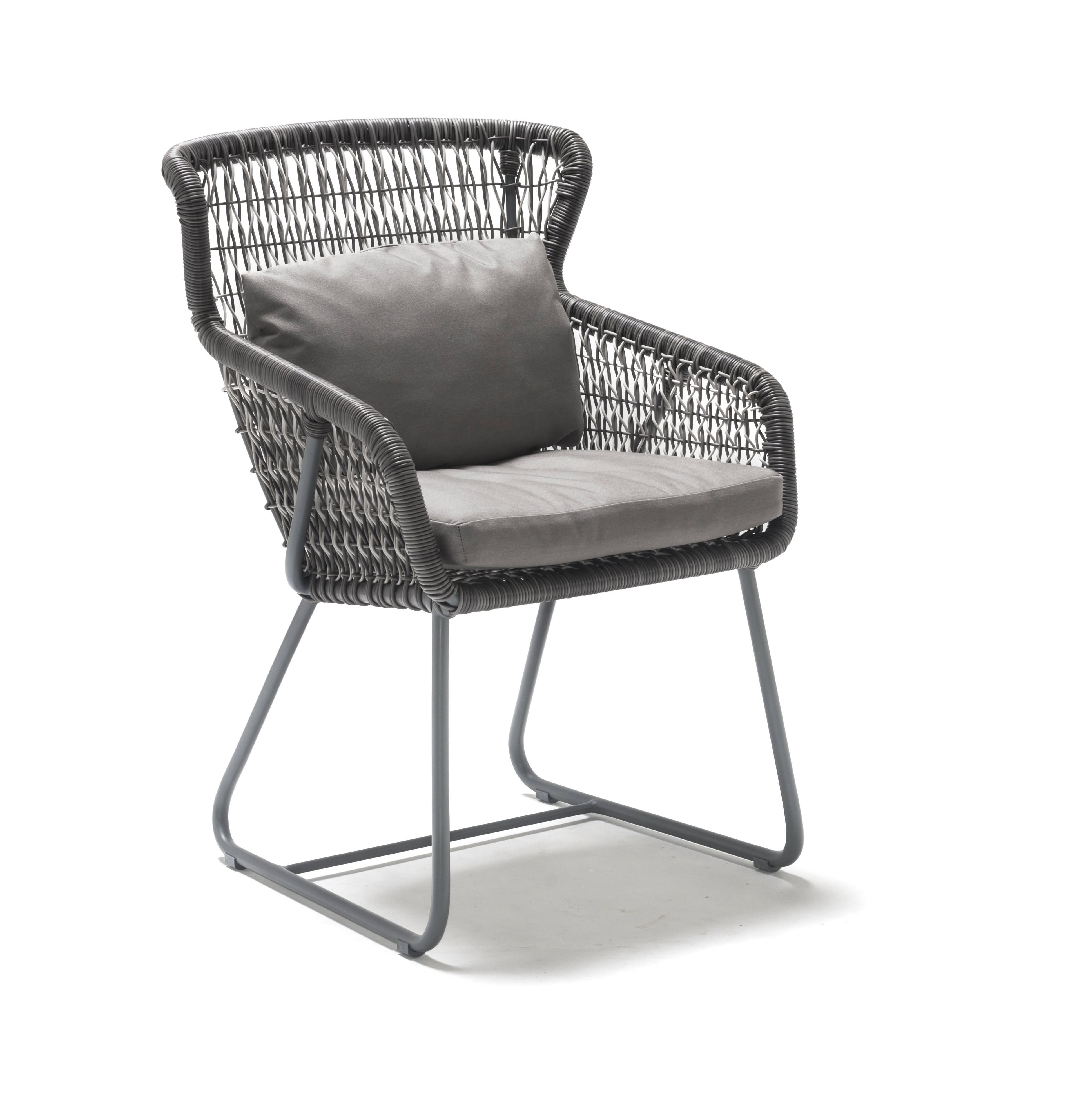 Isabella - Easy Armchair, highback