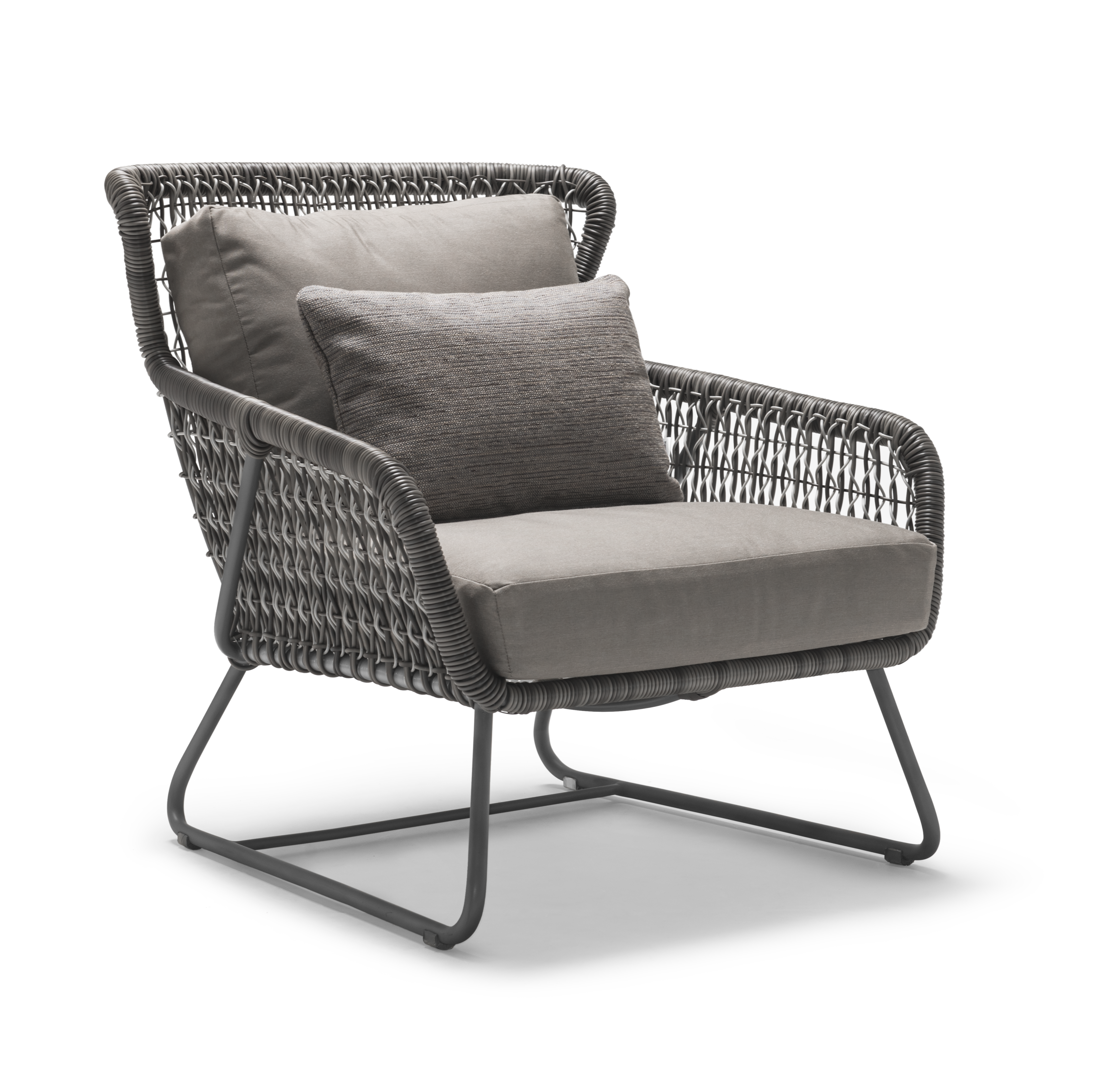 Isabella - Easy Armchair, lowback